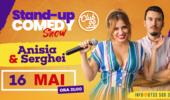 Stand up comedy cu Anisia si Serghei la Club 99