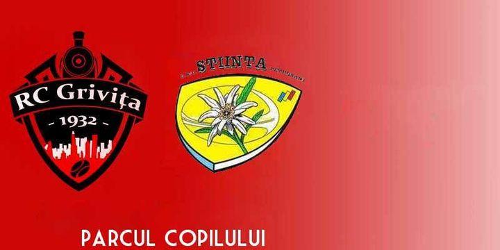 RC Grivita Bucuresti - Club Sportiv Stiinta Petrosani