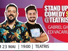 Galati: Stand Up Comedy Show | Gabriel Gherghe și Edi Vacariu