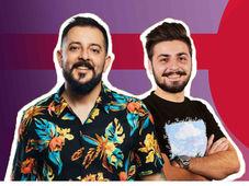 Tecuci: Stand Up Comedy Show | Gabriel Gherghe și Edi Vacariu