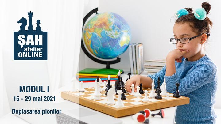 Șah Online la Antipa