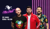 The Fool: Stand-up comedy cu Micutzu, Bordea și Gherghe