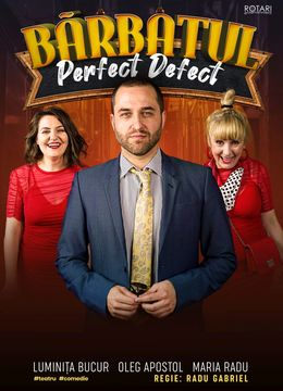Slobozia: Barbatul Perfect Defect
