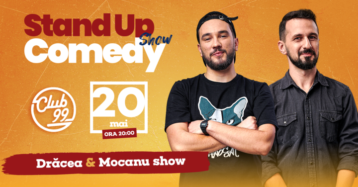 Stand up Show cu Mocanu si Dracea