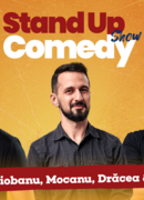 Stand up Show cu Andrei Ciobanu, Alex Mocanu - Bara & Malaele
