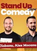 Stand up Show cu Andrei Ciobanu, Costel - Mocanu & Raul Gheba