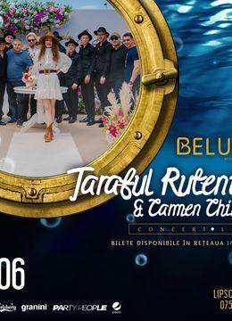 Concert BALKANIK dive w. Taraful Rutenilor & Carmen Chindriș