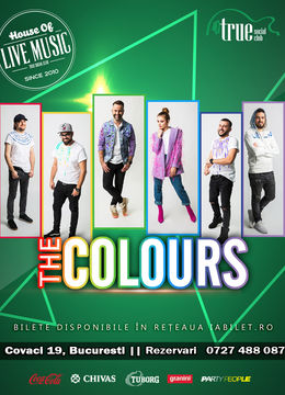 The Colours in True Club