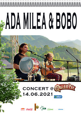 Concert Ada Milea și Bobo Burlăcianu