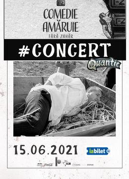 Concert FĂRĂ ZAHĂR - Comedie Amăruie