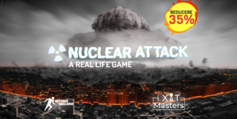 Turneu Nuclear Attack: A real life game