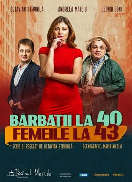 Cluj-Napoca: Barbatii la 40, femeile la 43