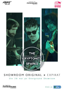 The Kryptonite Sparks - Showroom Original x Expirat