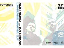 Omu Gnom ~ DJ Undoo • CONCRETE Open Air Series • 17.06
