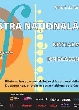 Sala Radio: Închiderea Stagiunii Onr - Nicolae Moldoveanu
