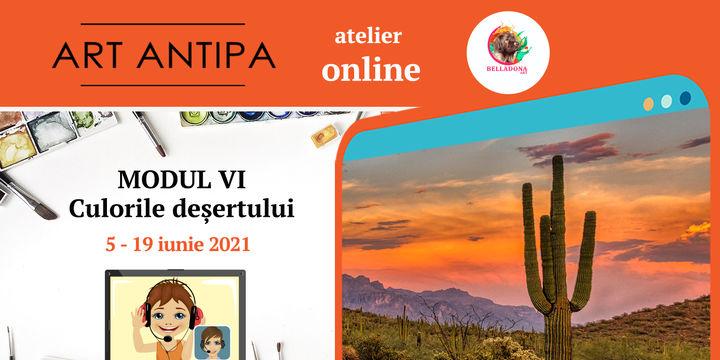 Art Antipa online