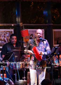 Latino Party cu Afro Cuban Musa
