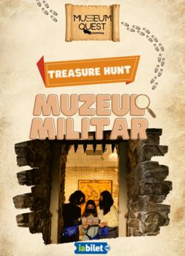 Museum Quest: Treasure Hunt la Muzeul Militar