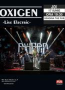 OXIGEN - Live Electric