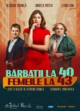 Suceava: Barbatii la 40, femeile la 43