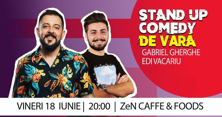 Rosiori: Stand Up Comedy de Vară | Gabriel Gherghe & Edi Vacariu