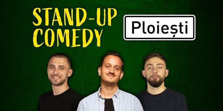 Ploiești: Stand-up comedy cu Mane Voicu, Cîrje și Dobrotă