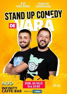 Aiud: Stand Up Comedy de Vară | Gabriel Gherghe & Edi Vacariu