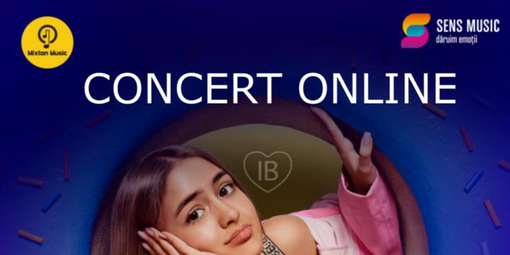 Concert Online: Iuliana Beregoi - Dor de voi