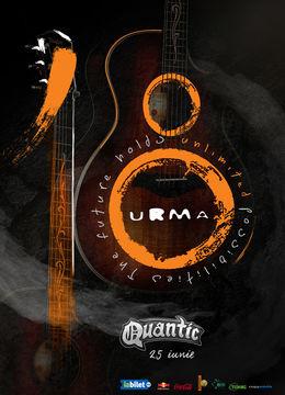 Concert URMA live la Quantic