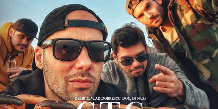 Brasov: Deliric, Doc, Vlad Dobrescu, Dj Nasa – CTC // Kruhnen Musik Halle (VAX only)