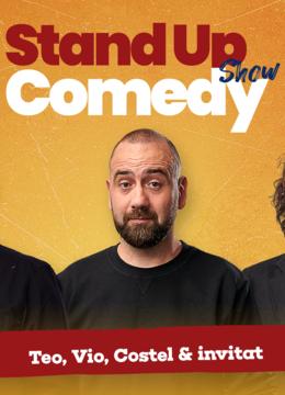 Stand up comedy la Club 99 cu Teo, Vio si Costel  Show 1