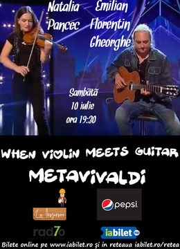 When Violin Meets Guitar - MetaVivaldi