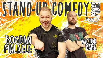 Sibiu: Stand-Up Comedy cu Bogdan Malaele si Victor Bara
