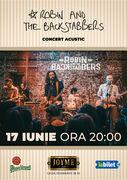 Sibiu: Concert Robin and the Backstabbers