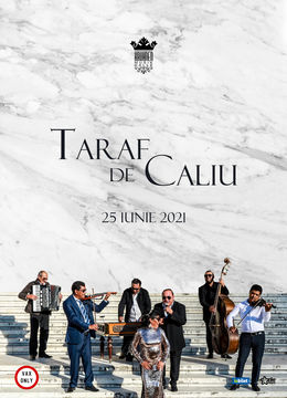 Brasov: Concert Taraf de Caliu ( VAX only )