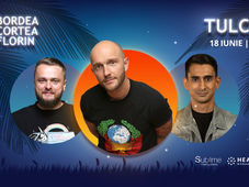 Tulcea: Stand-Up Comedy cu Bordea, Cortea si Florin Gheorghe