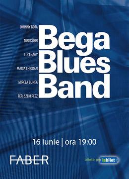 Timisoara: Bega Blues Band live la Faber
