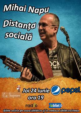 Mihai Napu - Distanța socială