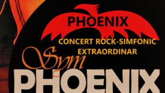 SYMPHOENIX - concert rock simfonic extraordinar