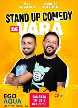 Hunedoara: Stand Up Comedy de Vară   Gabriel Gherghe & Edi Vacariu