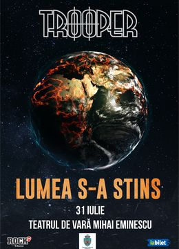 Concert Trooper - Lumea s-a stins