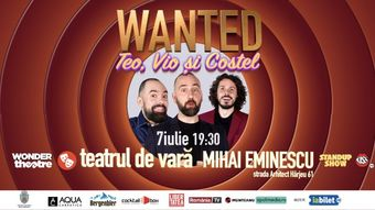Teo, Vio si Costel - Stand-up