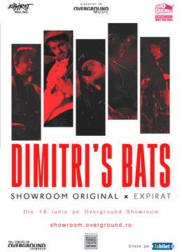 Overground Showroom - Dimitri's Bats