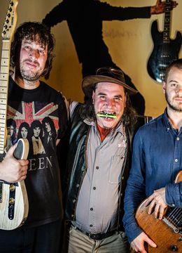 Mississippi Delta Blues cu Matej Sian Rosta Trio