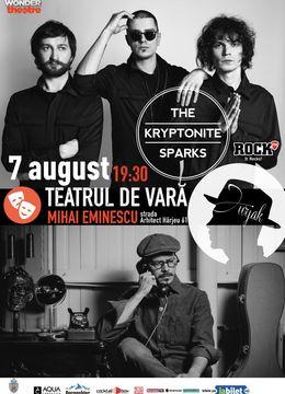 Concert The Kryptonite Sparks & Jurjak