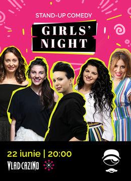 Pierre de Vară: Girls Night - State, Teodora, Voineag, Anisia și Calița