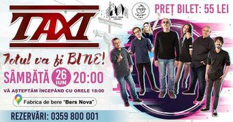 Oradea: Concert TAXI | TOTUL VA FI BINE