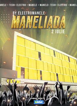 Cluj: Maneliada | Electro Manele Party