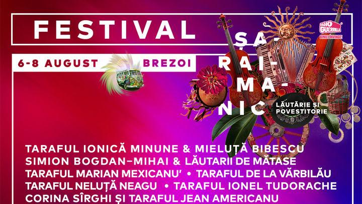 Festival Șaraimanic la Brezoi