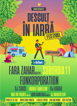 Descult in Iarba / Festival